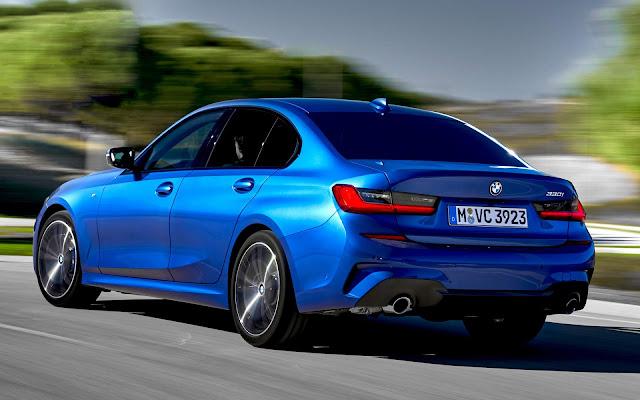 Novo BMW 330i 2020