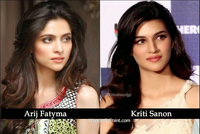 17 Pakistani Celebrities And Their Global Look Alikes