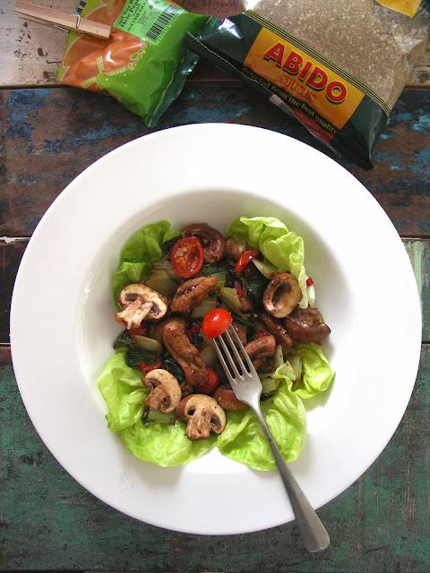 salade sesamkip