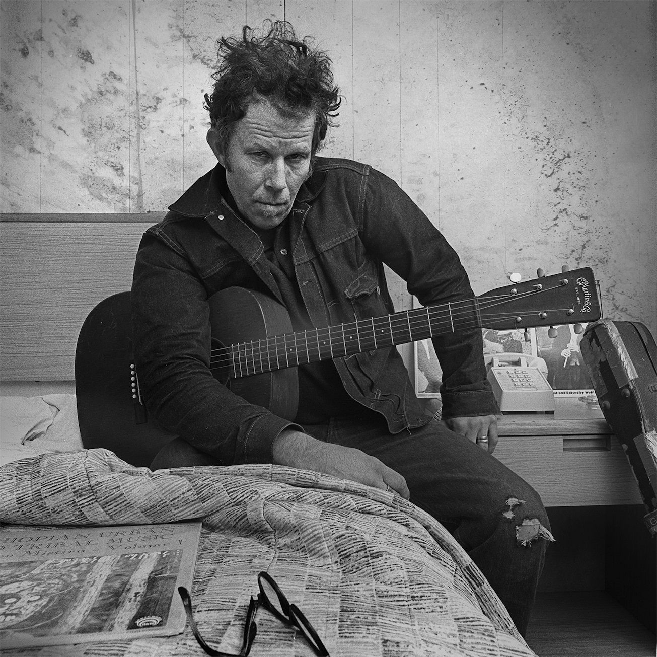 Tune Of The Day: Tom Waits - Earth Died Screaming