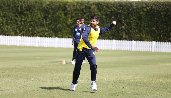 Peshawar Zalmi Training Session In Dubai PSL 2017