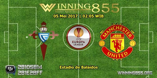 Prediksi Skor Celta de Vigo vs Manchester United 05 Mei 2017