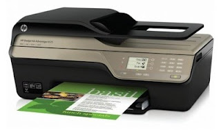 HP Deskjet 4648 Driver Download For Windows, Mac