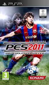 Free Download Pro Evolution Soccer 2011 Games PPSSPP ISO PC Games Untuk Komputer Full Version ZGASPC