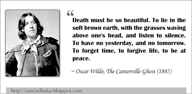 "17 famous quotes by Oscar Wilde about art, life, death, politics and many more. ""As long as war is regarded as wicked, it will always have its fascination. When it is looked upon as vulgar, it will cease to be popular."" ~ Oscar Wilde, The Critic as Artist"
