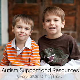 Autism support and resources for families.