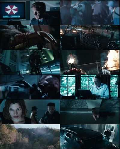 Resident Evil Apocalypse (2004) Hindi - Tamil - Telugu - Eng 400mb BDRip 480p