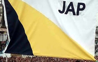 JAP Jan Andolan Party flag