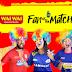 #WaiWaiFanOfTheMatch Daily IPL Match Contest to win prizes