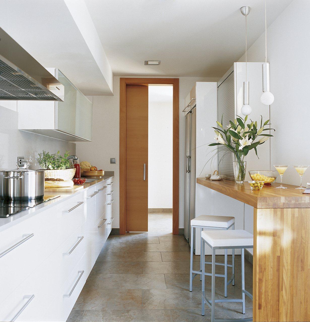 Muebles Economicos De Cocina | 15 Cocinas Bonitas Y Económicas Que ...