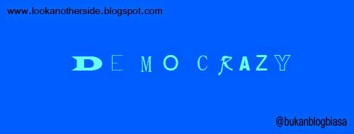 democrazy di indonesia