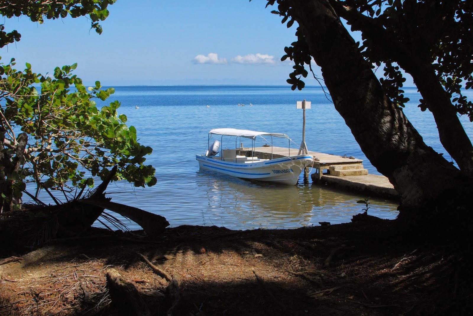 Yek Voyage Livingston les Carabes au Guatemala
