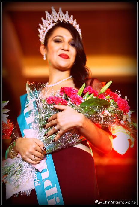 Image result for मोहिनी  मिसेज इंडिया