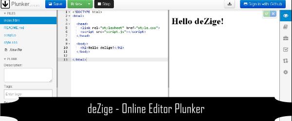 Online Editor CSS HTML Javascript 7