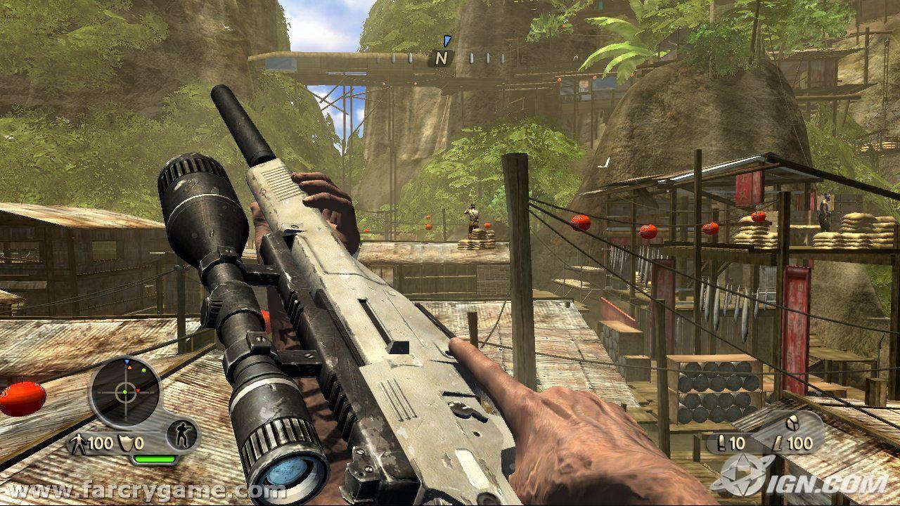 Far Cry Instincts Predator Torrent
