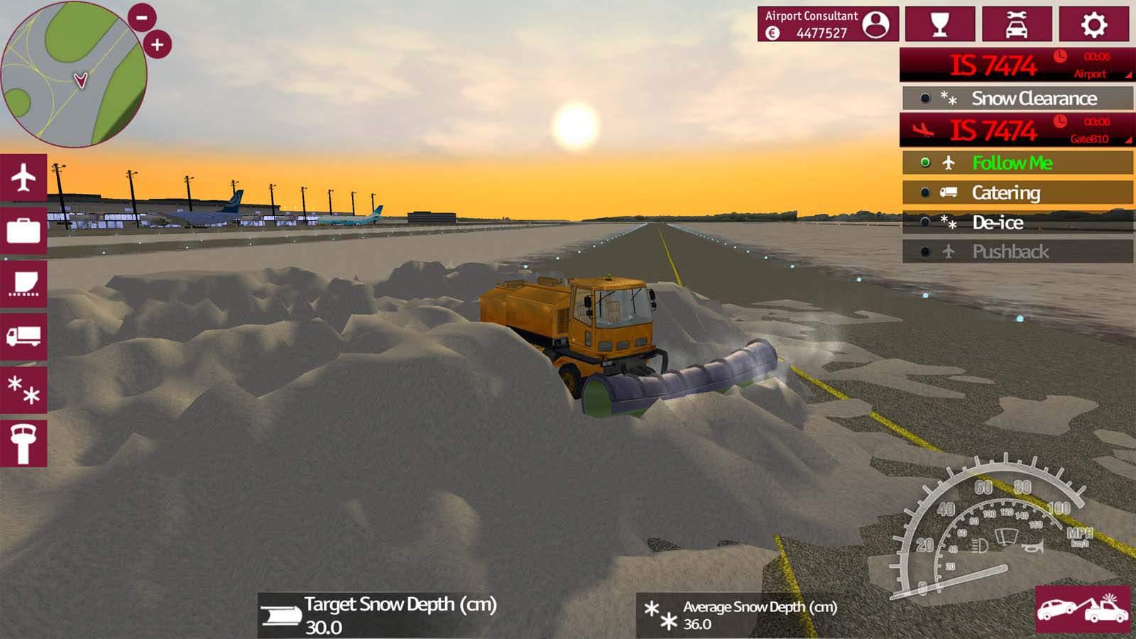 تحميل لعبة Airport Simulator 2015 مضغوطة برابط واحد مباشر + تورنت كاملة مجانا