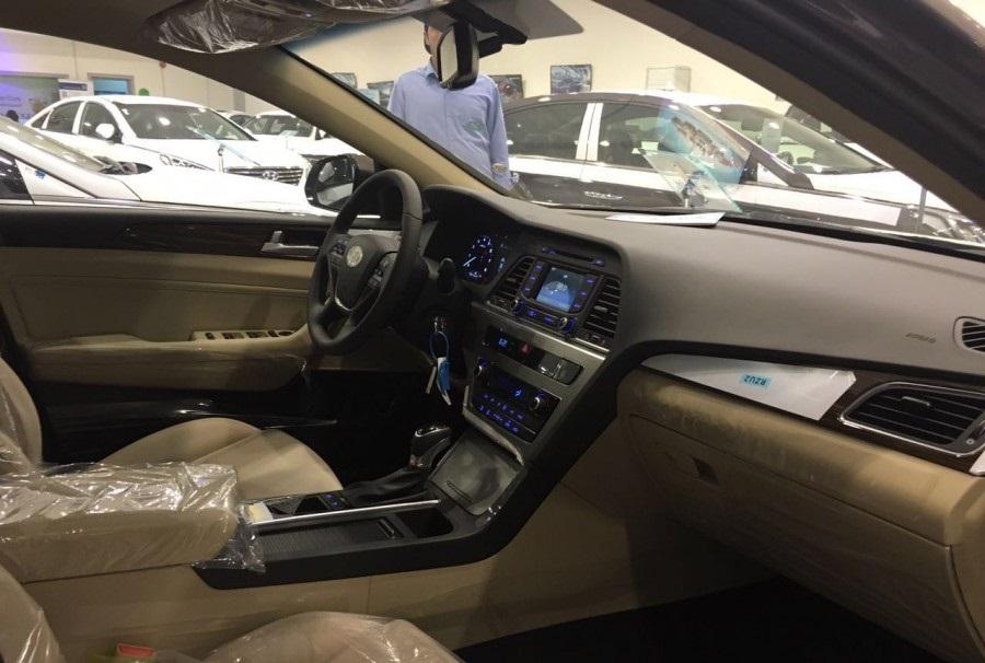 سيارة هيونداي سوناتا 2017