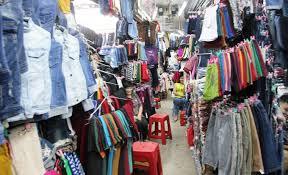 Một góc Chợ An Đông