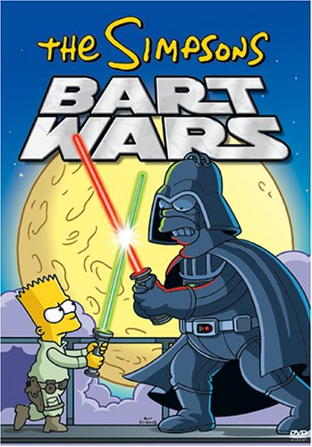 The Simpsons – Bart Wars [2005] [DVDR] [NTSC] [Latino]