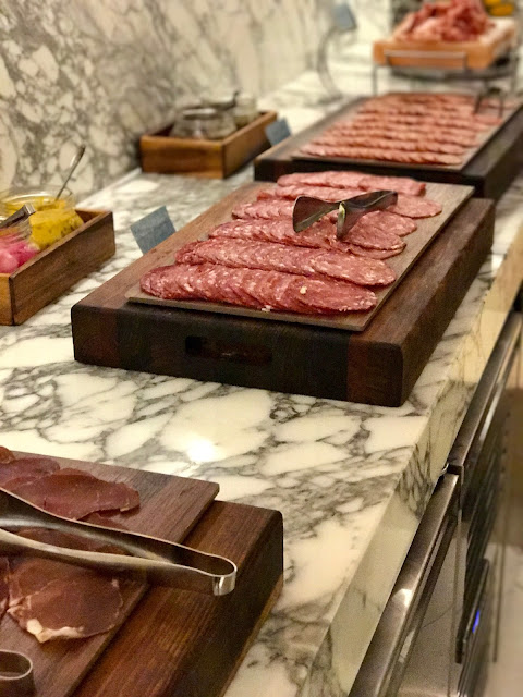 Epicurean, Burswood, charcuterie