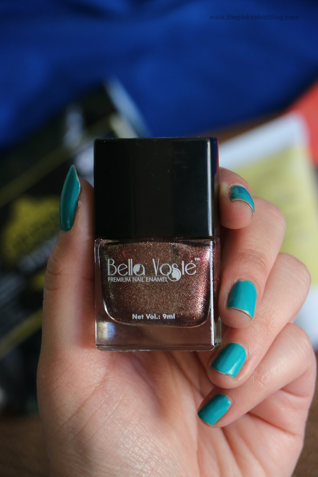 Bella Voste Premium Nail Enamel - Let's Just Dance