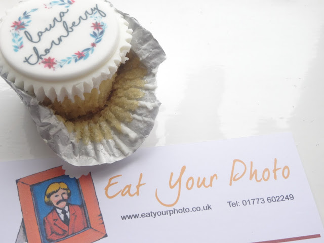 Eat Your Photo Pretty Personalised Cupcakes Review