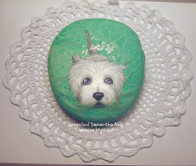 prezzi sassi dipinti cane
