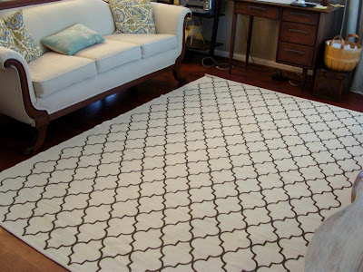 17 Painted Rug Tutorials Rugs To Make