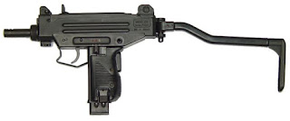 Resultado de imagen de pistola ametralladora uzi