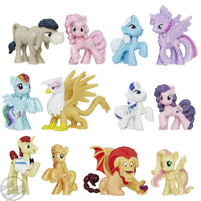 San Diego Comic-Con 2016 Toys R Us Exclusive My Little Pony Elements of Friendship Sparkle Friends Collection from Hasbro