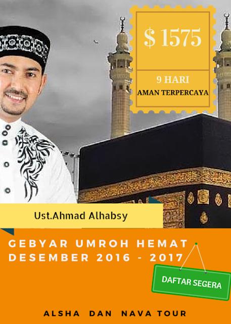 program umroh murah 2016-2017