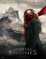 Máquinas mortales (Mortal Engines)