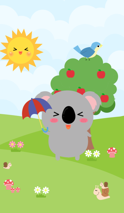 Love Little Koala Theme