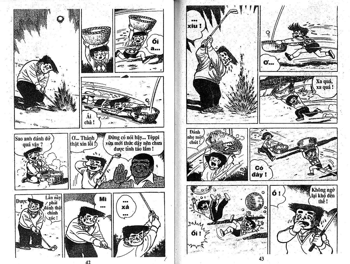 Ashita Tenki ni Naare chapter 21 trang 20