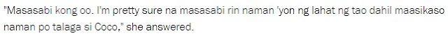 Is Coco Martin Courting Yassi Pressman? Pressman Says, 'Maasikaso Naman Po Talaga si Coco.' READ THIS!