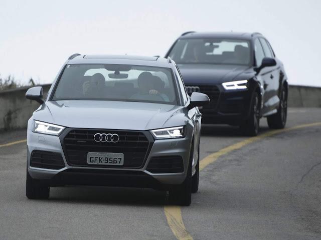 Audi lança financiamento diferenciado para Q5 e A5