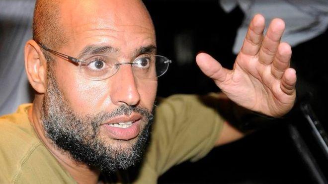 Saif al-Islam Gaddafi case: ICC calls for arrest of ex-Libya leader's son