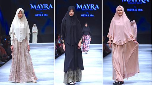 Tips Memilih Pakaian Muslim Modern, Tampil Cantik Tetap Syar`i