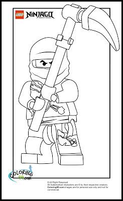 lego ninjago sensei wu coloring pages - colorings