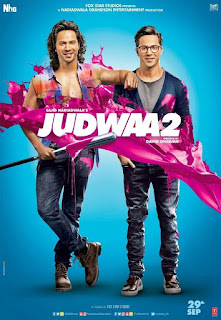 Soundtrack Judwaa 2 Suno Ganpati Bappa Morya Movie Song Lyrics