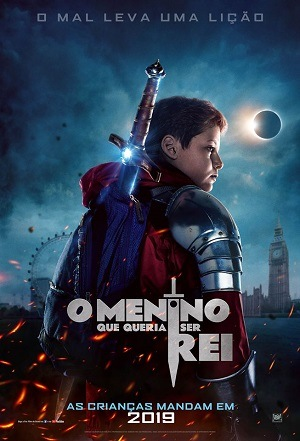 O Menino Que Queria Ser Rei - CAM Torrent Download