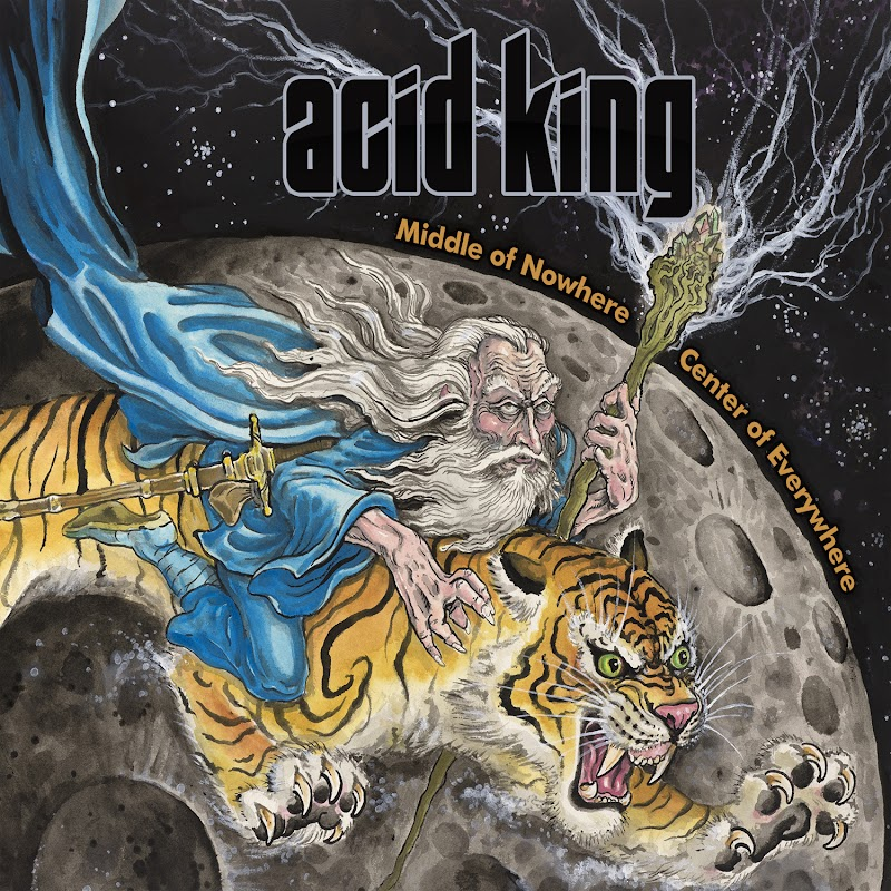 Acid King : Middle of Nowhere, Center of Everywhere | Review