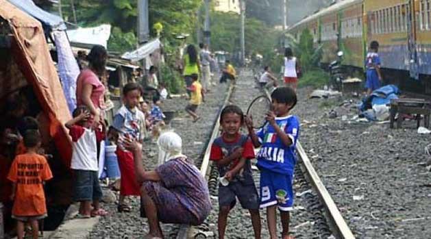 Gawat, Indonesia Ranking 4 Tingkat Kesenjangan Ekonomi Tertinggi di Dunia
