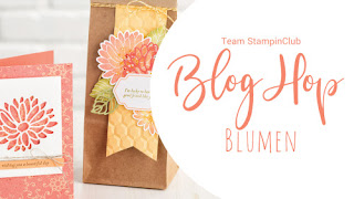 Stampin Up-Durch die Blume