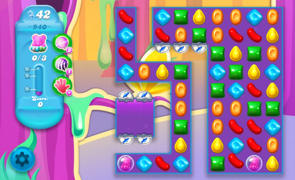 Candy Crush Soda saga Saga 940