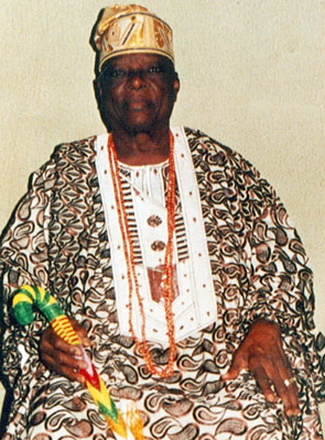 nigerian king dies medical trip london