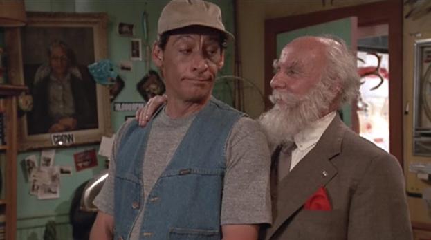 Ernest Saves Christmas Cast.Film Guru Lad Film Reviews Ernest Saves Christmas Review