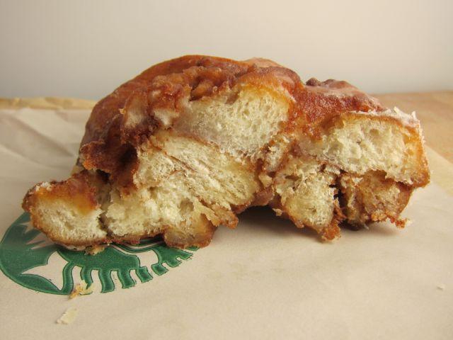 Review: Starbucks - Apple Fritter | Brand Eating