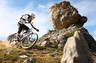 Evitar los pinchazos en las bicicletas