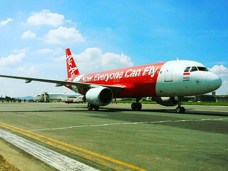 Jadwal Air Asia Bandara Husein Sastranegara Bandung